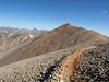 Almost back at Redcloud Peak