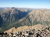 Looking southerly from Sunshine Peak  - that might be Cataract Gulch.