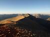Looking over at Sunshine Peak from Redcloud Peak.