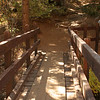 Bridge #6 and the trail keeps going