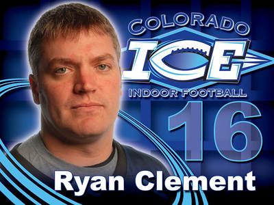 16 Ryan Clement