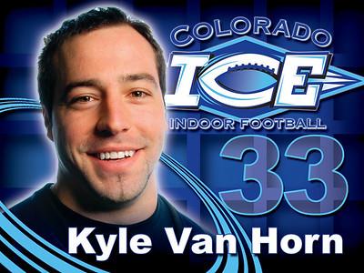 33 Kyle Van Horn