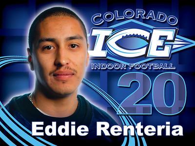 20 Eddie Renteria