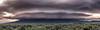 Storm cloud over the Sangre de Christo mountains