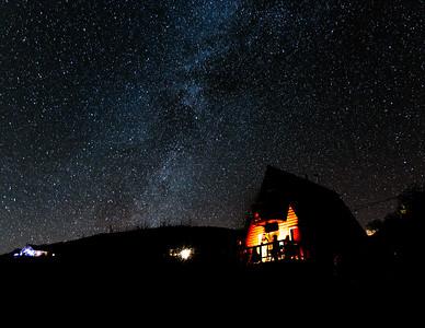 The Stars of Vega Lake