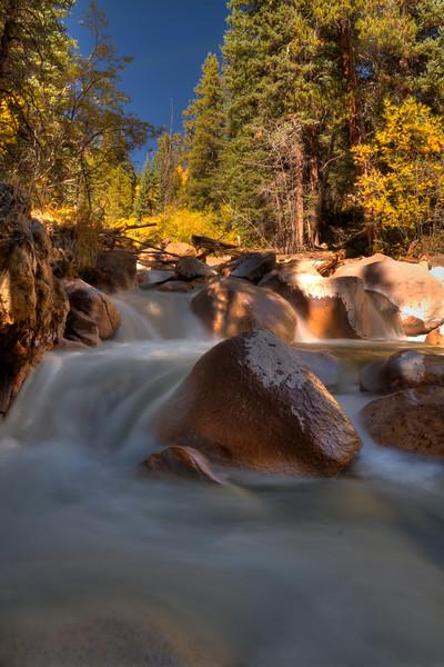 A cascade in Fall