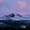 Long's Peak Alpenglow