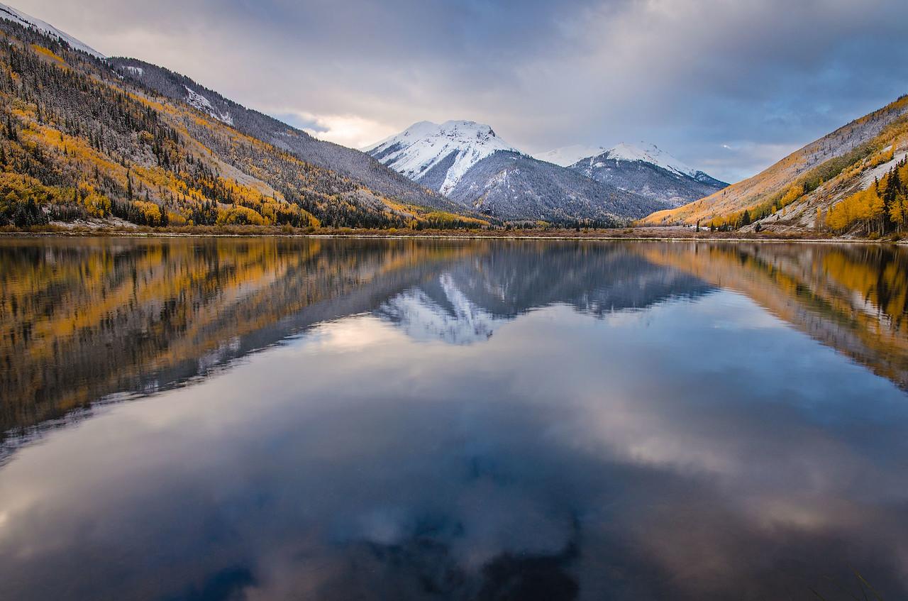 Dawn at Crystal Lake