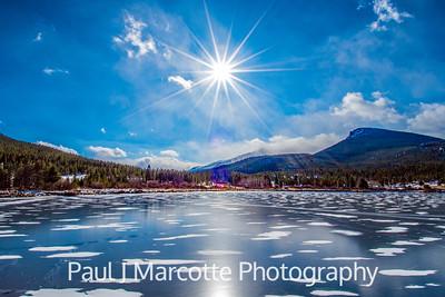 Lilly lake Starburst
