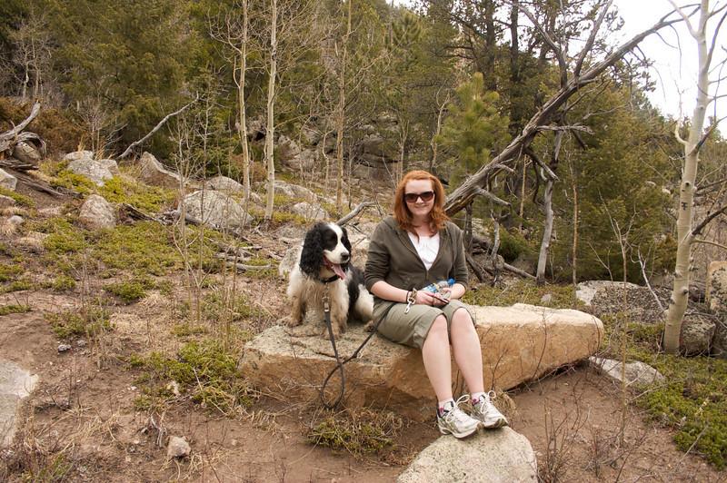 2009-3-21 Hiking Horseshoe 22