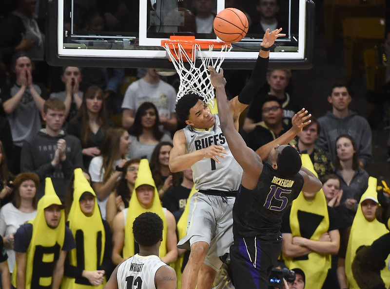 Colorado Washington  MBB