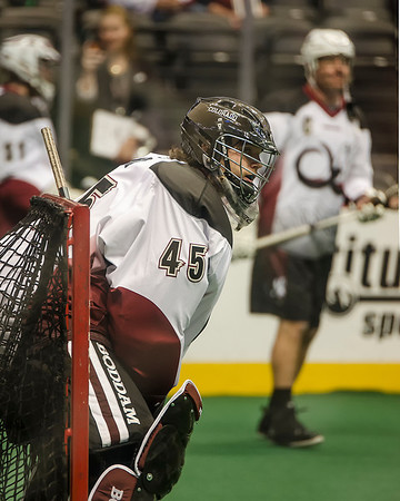 LACROSS: Vancouver Stealth at Colorado Mammoth