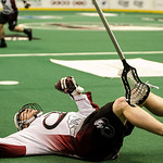 LACROSSE: Colorado Mammoth vs. Vancouver Stealth at Colorado Mammoth .
