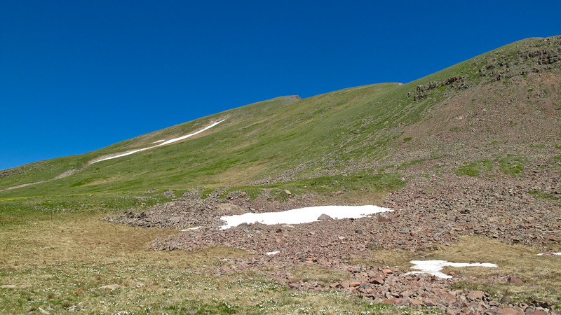 Summit Peak, Archuleta County CO