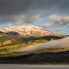 Fog on Mount Elbert - Colorado