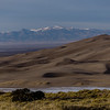 Early Morning Over The Great Sand Dunes