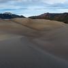 Untouched Sand Dunes in Colorado