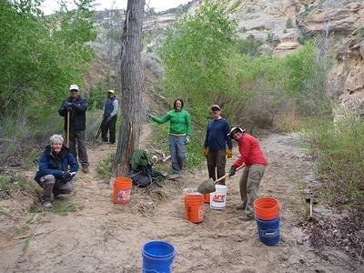Wilderness Volunteers: 2016 Colorado National Monument Service Trip