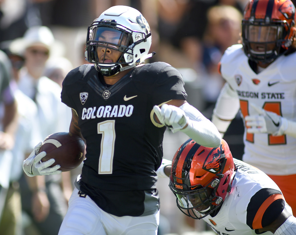 Colorado Oregon State NCAA Football