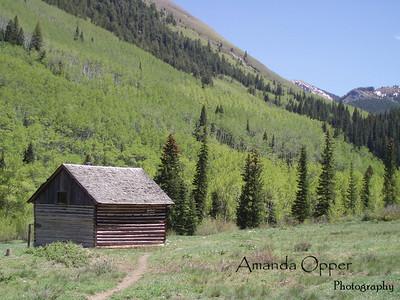 An empty cabin