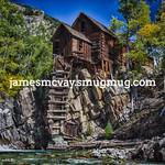 Crystal Mill Power Plant