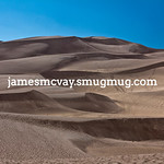 Sand Dunes of Southern Colorado