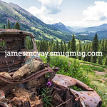 Crested Butte  Truck ruin
