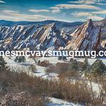 Winter Roxborough State Park