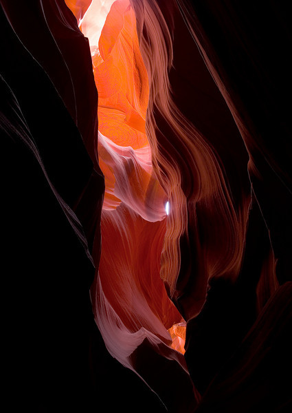 Dantes Inferno - Upper Antelope Canyon