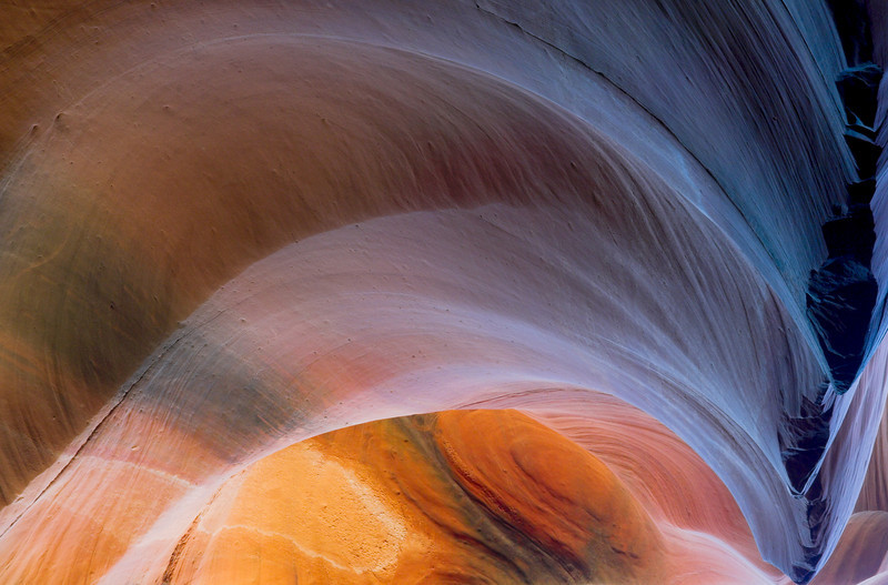 "The ""Beaks"" - Lower Antelope Canyon"