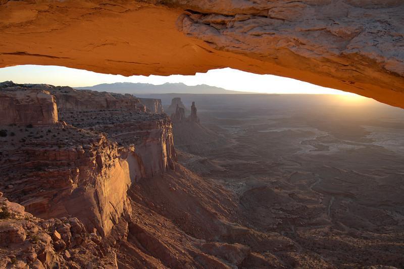 Sunrise - Mesa Arch