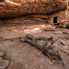A small granary on Cedar Mesa in southeastern Utah.