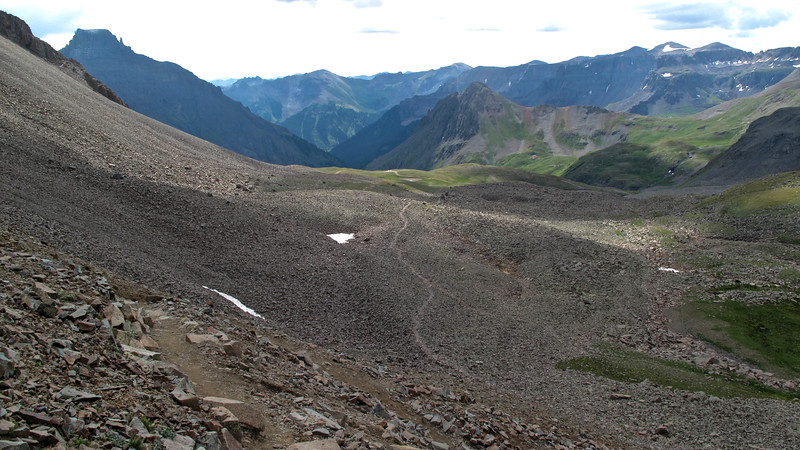Mount Sneffels Wilderness, Uncompahgre NF