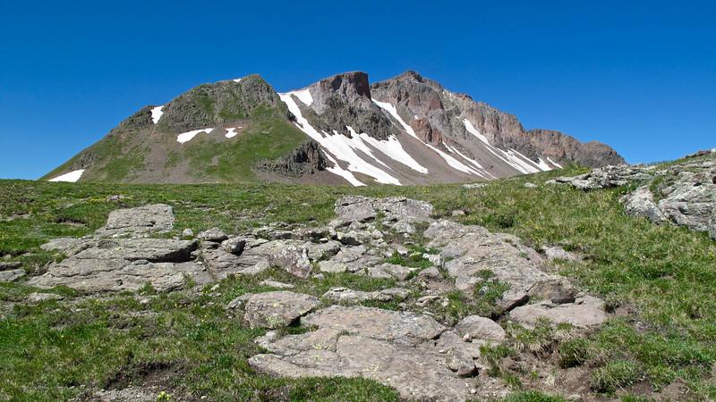Summit Peak, Archuleta County CO