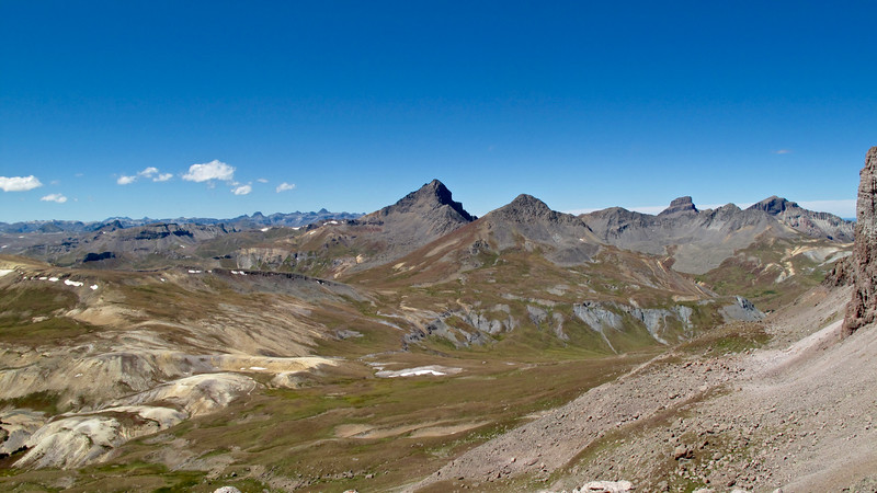 Uncompahgre Wilderness, Colorado Rockies