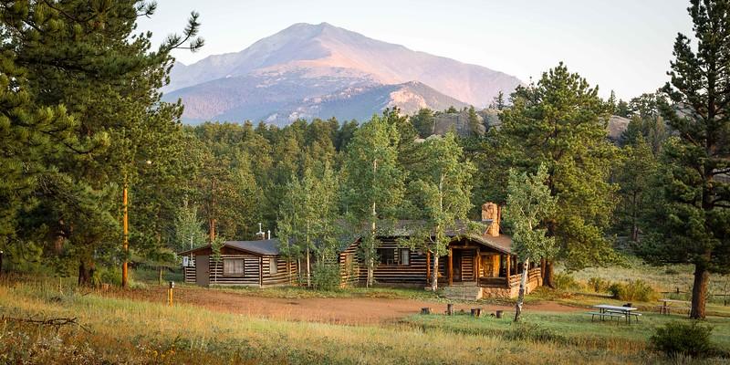 Highlands Retreat, Allenspark Colorado
