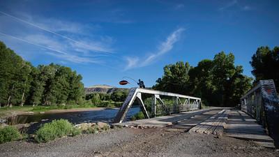 Conejos River Mogote Colorado