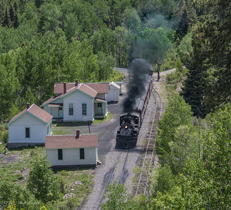 Cumbres Toltec, Sublette, New Mexico