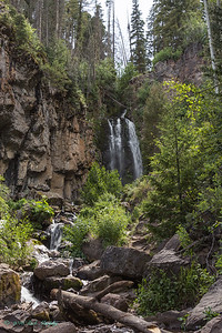 Water fall   Rough Creek Colorado