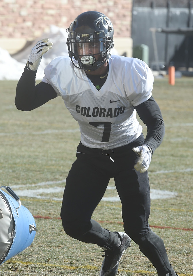 CU Football Spring Feb 28