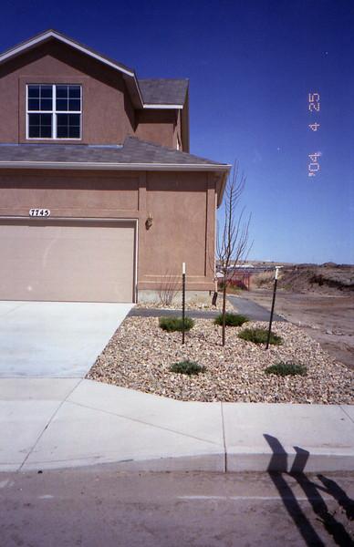 04/04 Adding Landscaping