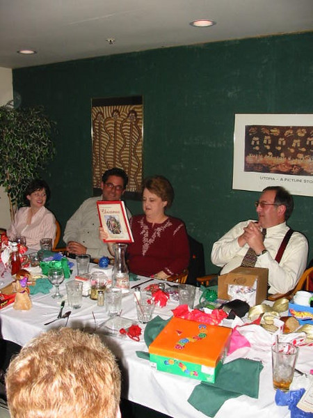 02/2004 WPL Holiday Party<br /> Chinese Auction