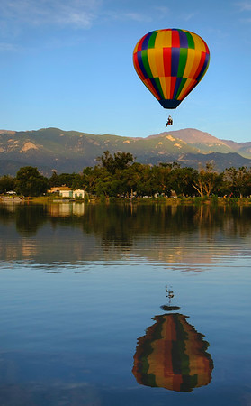 2014 Colorado Balloon Classic, Memorial Park, Colorado Springs