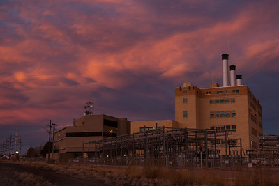 North Nevada Power Plant, Colorado Springs
