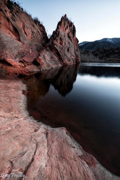 Red Rocks Open Space, Colorado Springs Fujifilm X-E2