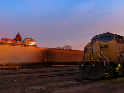 BNSF Railroad, Colorado Springs