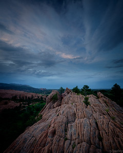 Red Rocks Canyon Open Space Park, Colo Springs.