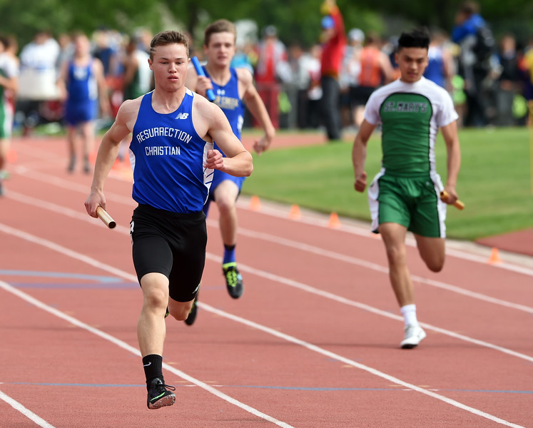 State Track Friday
