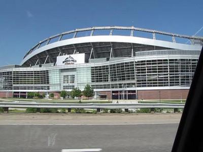 Broncos Mile Hi Stadium