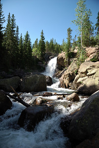 And then I got to Alberta Falls and took a LOT of photos.